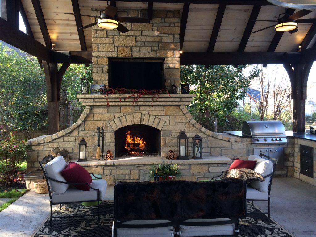 Complete Outdoor Retreat • Tom's Outdoor Living on Complete Outdoor Living id=43108